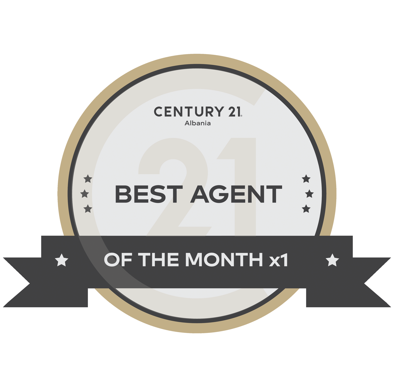 agent-month-badge